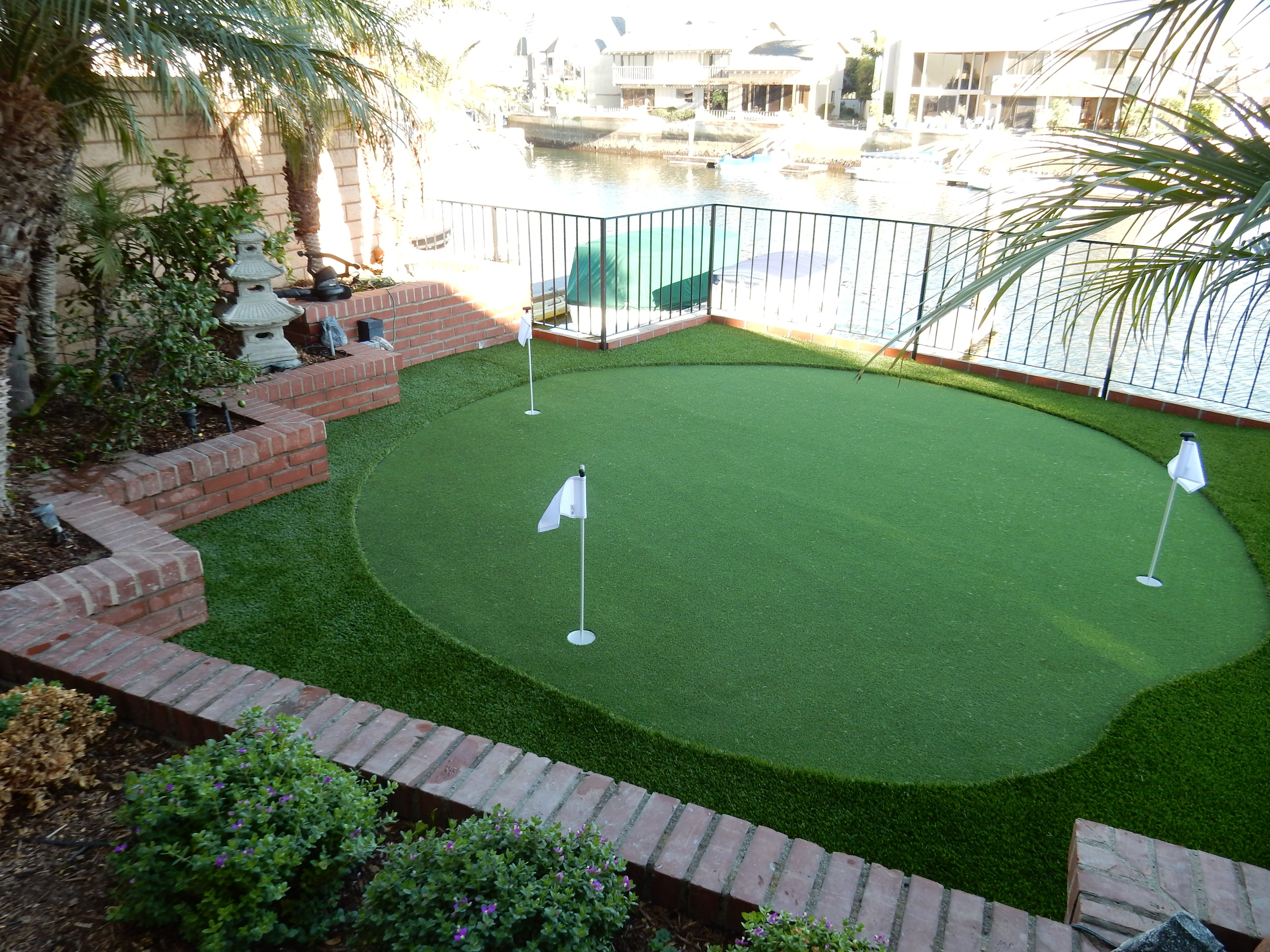 putting green gallery green r turf artificial grass of ventura